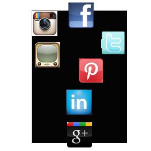 Social media question mark