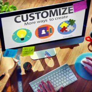 customize web design pricing