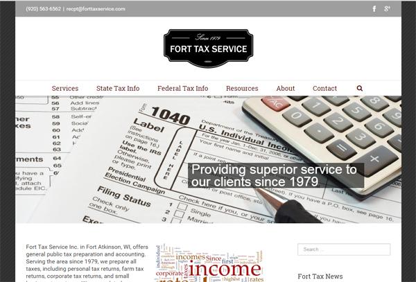 Fort Tax Service