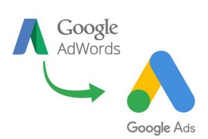 google ads services rebrand