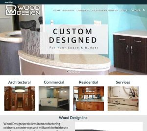 wood design inc website